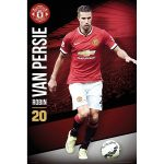 Manchester United Van Persie Poster