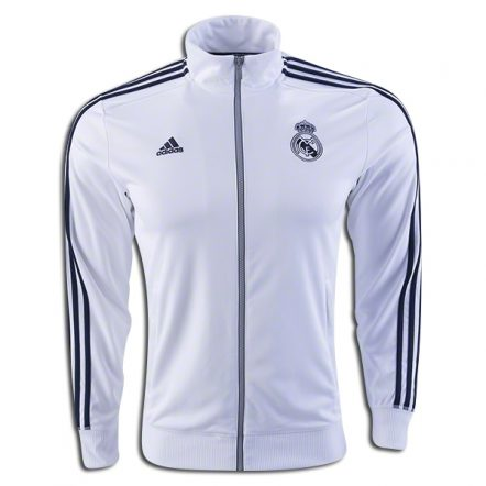 adidas Real Madrid 3-Stripe Track Top 15/16