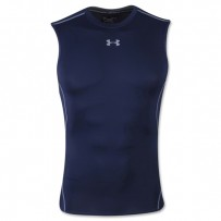 Under Armour Heatgear Compression Sleeveless T-Shirt