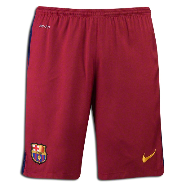 Nike Barcelona Home Shorts 15/16