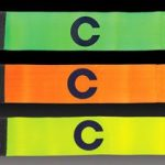 "Kwik Goal Captain ""C"" Bands"