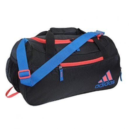Adidas Squad II Duffle Bag (Black)