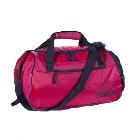 Adidas Squad II Duffle Bag (Pink)