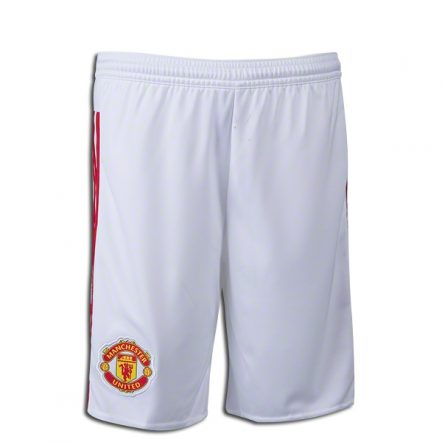 adidas Manchester United Youth Home Short 15/16