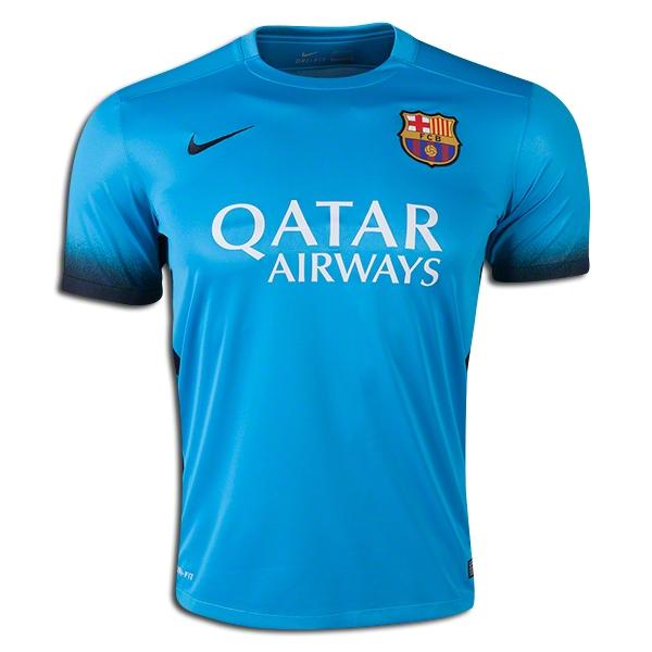 Nike Barcelona Third Jersey 15/16