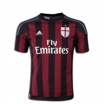 adidas AC Milan Youth Home Jersey 15/16