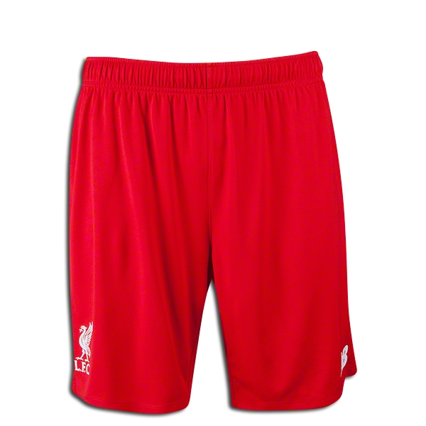 New Balance Liverpool Youth Home Short 15/16