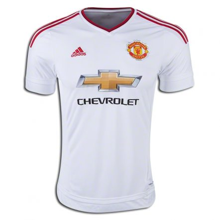 adidas Manchester United Away Jersey 15/16