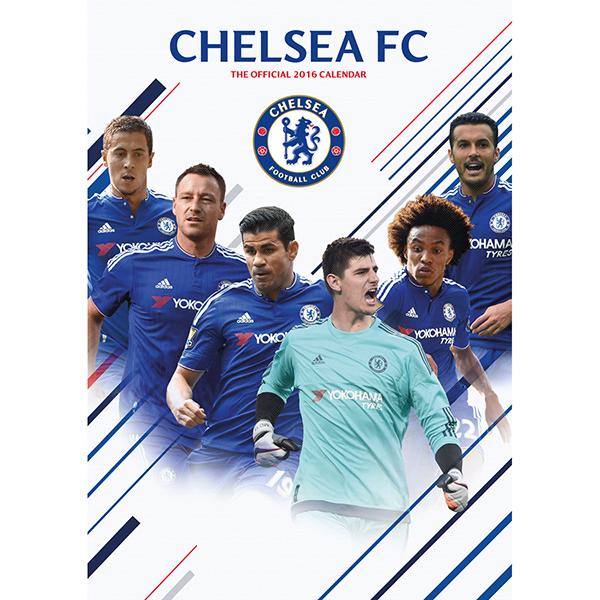 Chelsea Calendar 2016