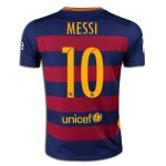 Nike Lionel Messi Barcelona Home Jersey 15/16