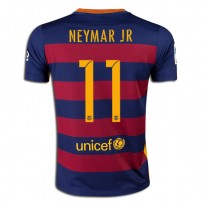 Nike Neymar Barcelona Youth Home Jersey 15/16