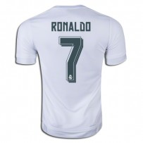 adidas Real Madrid Youth Home Cristiano Ronaldo Jersey 15/16