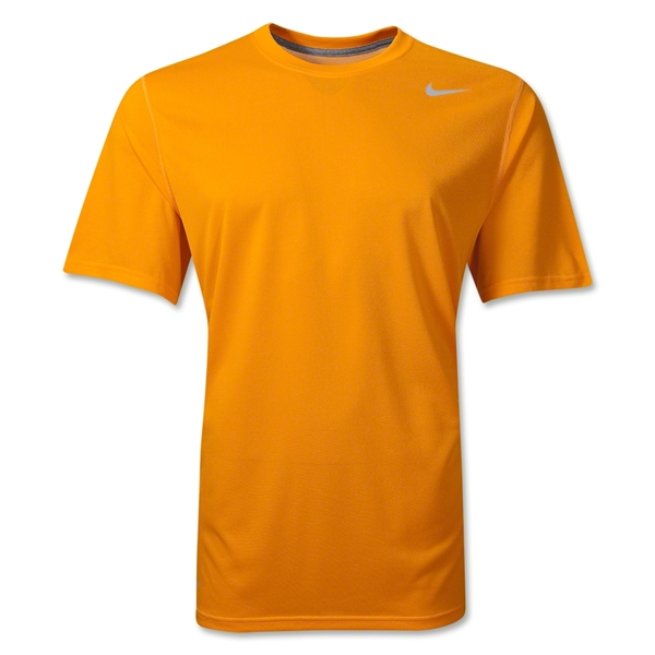 Nike Legend Poly Top (Orange)