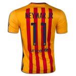 Nike Neymar Barcelona Away Jersey 15/16
