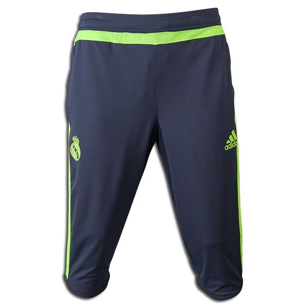 adidas Real Madrid 3/4 Pant 15/16