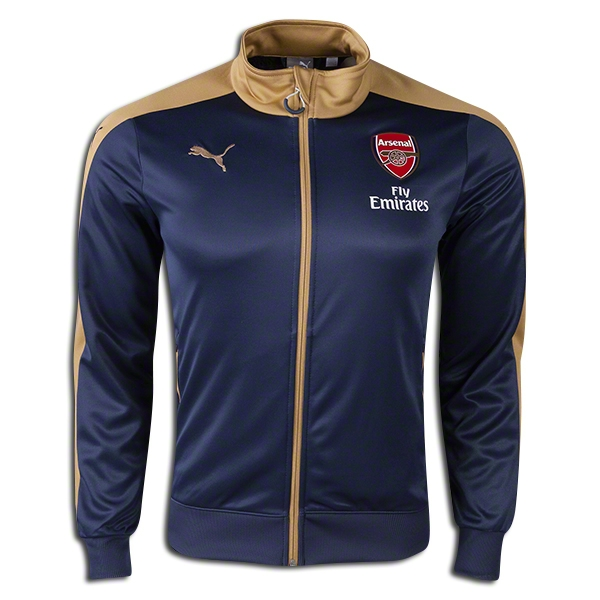 Puma Arsenal Away Stadium Jacket 15/16