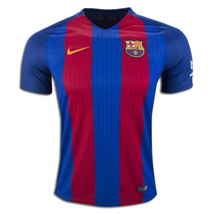 Nike Barcelona Home Jersey 16/17