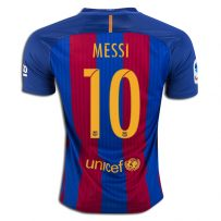 Nike Lionel Messi Barcelona Home Jersey 16/17