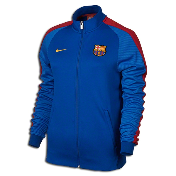 Nike Barcelona NSW N98 Track Jacket 16/17