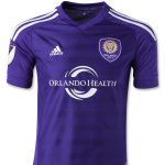 adidas Orlando City SC Youth Home Jersey 2016