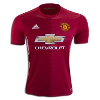Manchester United Home Jersey 16/17