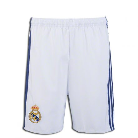 Adidas Real Madrid Youth Home Short 16/17