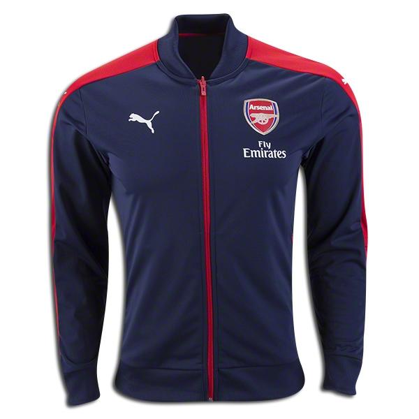 Puma Arsenal Home Stadium Jacket 16/17
