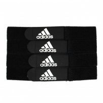 Adidas Shinguard Straps (Black)