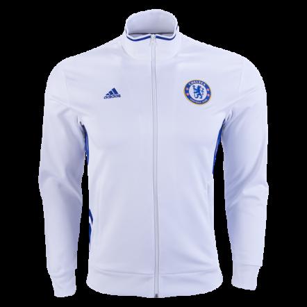 Adidas Chelsea 3-Stripe Track Top 16/17