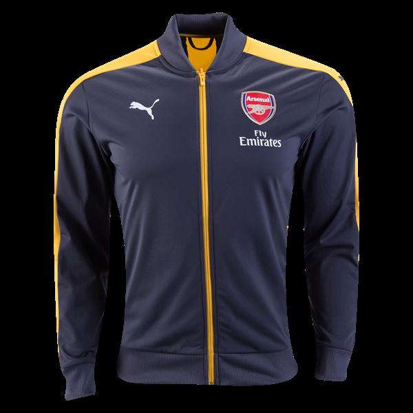 Arsenal Stadium Away Jacket 16/17