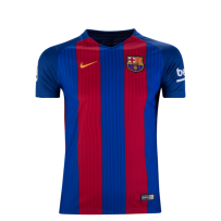 Nike Barcelona Youth Home Jersey 16/17
