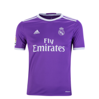adidas Real Madrid Youth Away Jersey 16/17