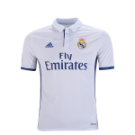 Adidas Real Madrid Youth Home Jersey 16/17