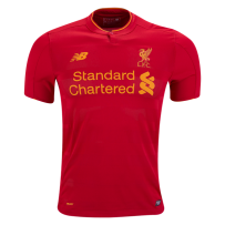 New Balance Liverpool Home Jersey 16/17