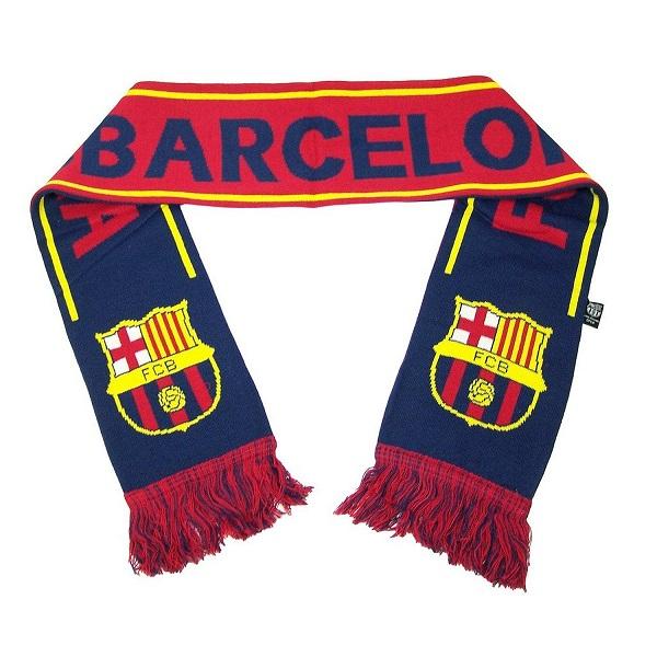 Barcelona FC Scarf