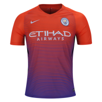 Nike Manchester City Third Jersey 16/17