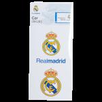 Real Madrid Car Decal
