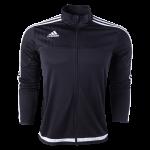 Adidas Tiro15 Training Jacket (Black)
