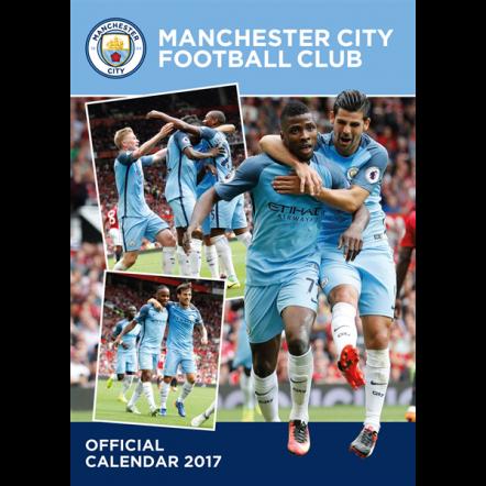 Manchester City Calendar 2017