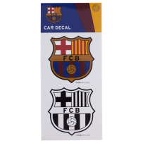 "Barcelona 3"" Car Decal"