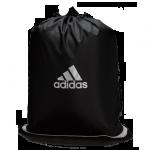 Adidas Drawstring Bag (Black/White)