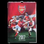 Arsenal Calendar 2017