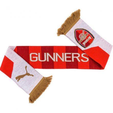 Puma Arsenal Fan Scarf