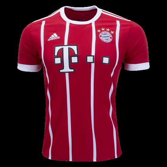 Adidas Bayern Munich Home Jersey 17/18