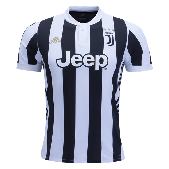 Adidas Juventus Home Jersey 17 18 Futbolista World Cayman Islands Football Store