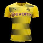 PUMA Borussia Dortmund Home Jersey 17/18