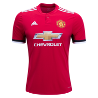 Adidas Manchester United Home Jersey 17/18