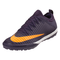 Nike Mercurial X Finale II TF - Purple Dynasty/Bright Citrus