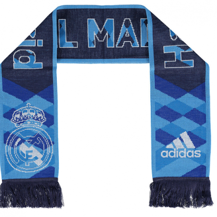 Real Madrid Third Scarf