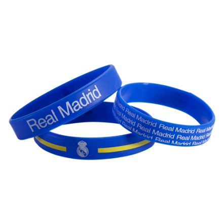 Real Madrid Wristband - 3 Pack